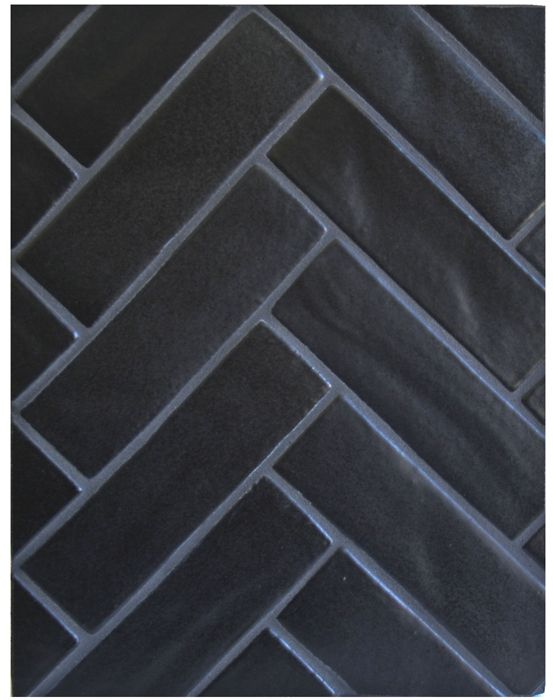 Bb135 3x9 Oleson 433uh Grout Used Laticrete 22 Midnight Black In 2019 Tiles Texture Tile