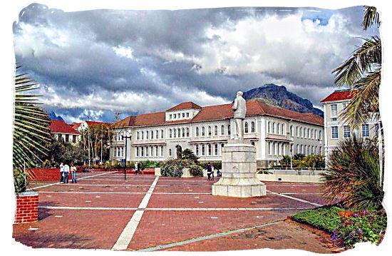 Stellenbosch Uni - study abroad?