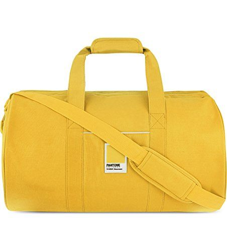 Click to find out more amazing different colours, styles, sizes & offers in traveling bags by Redland. Duffle Travel Weekend Sports Gym Holdall Bag Redland & Pantone The simplicity of this small holdall, softly structured travel bag makes it a favorite… http://golfgearshop.com/product/pantone-classic-travel-holdall-bag-carry-on-cabin-luggage/