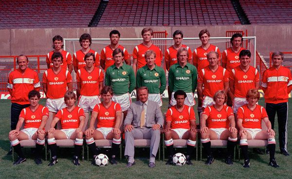 Manchester United 1984/85