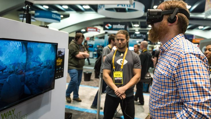 Crytek's 'Back to Dinosaur Island' VR Demo
