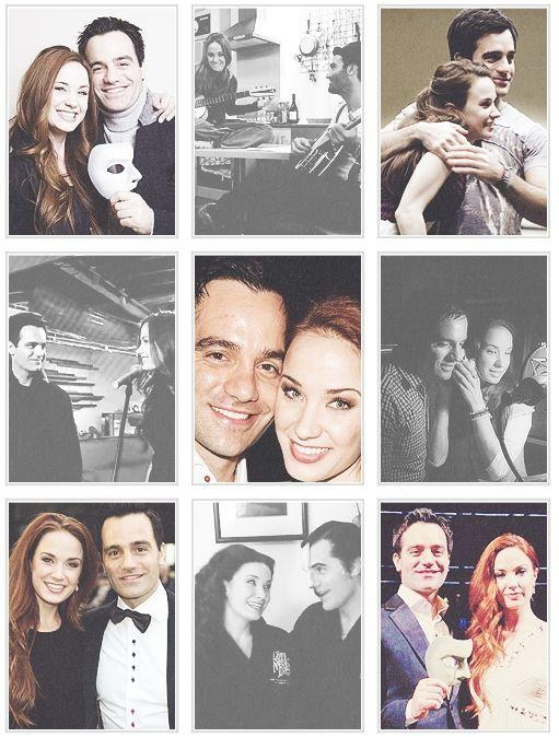 Ramin and Sierra are the only Phantom and Christine that convince me that Erik and Christine should be together :)