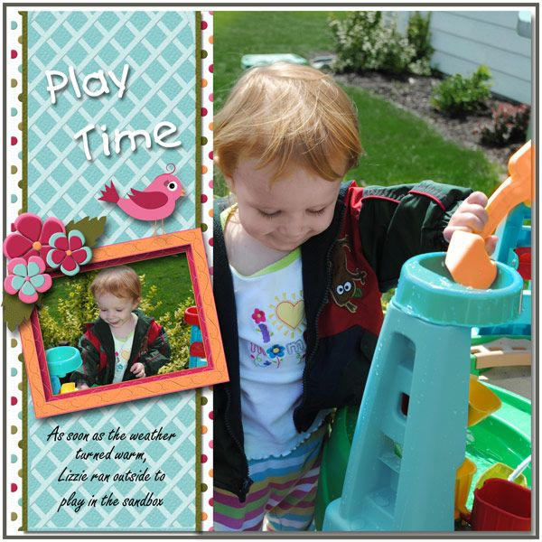 Layout by Tbear. Kit: Spring Time by CL Graphics http://scrapbird.com/designers-c-73/a-c-c-73_514/country-livs-graphics-c-73_514_351/clgraphics-spring-time-page-kit-p-17866.html