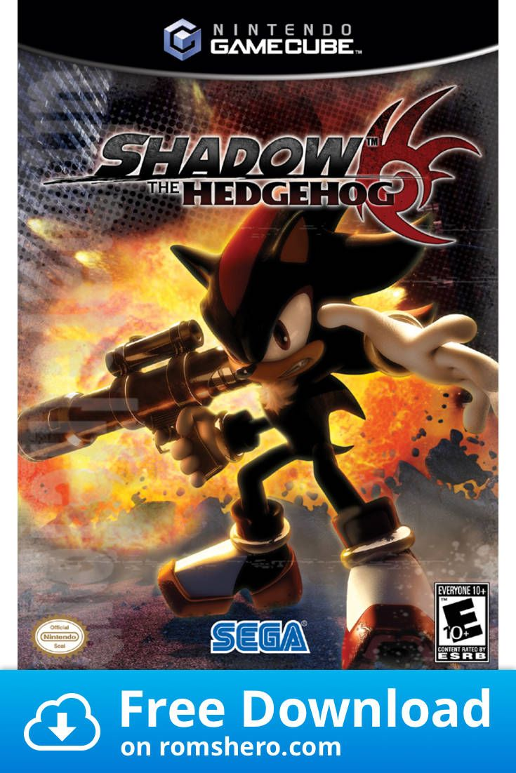 Download Shadow The Hedgehog Gamecube Rom In 2020 Shadow The Hedgehog Gamecube Classic Games