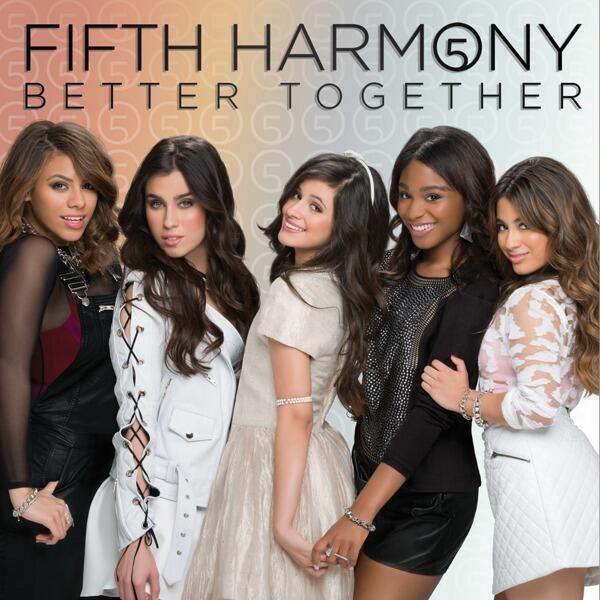Fifth Harmony-Dinah Jane Hansen, Lauren Michelle Jauregui, Karla Camila Cabello, Normani Kordei Hamilton, and Allyson (Ally) Brooke Hernandez