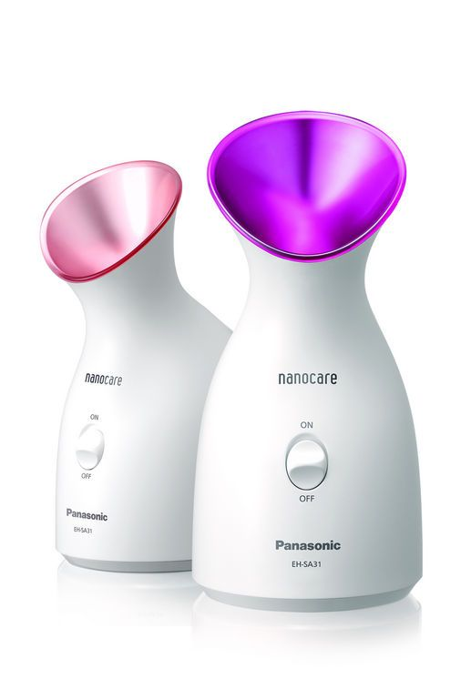 Face Steamer by Panasonic for Japan