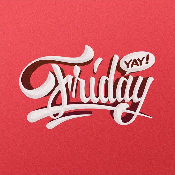 Friday by Adrian Iorga