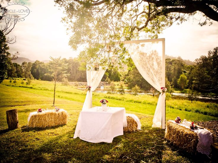 Rustic barn wedding Gold Coast www.circleofloveweddings.com.au