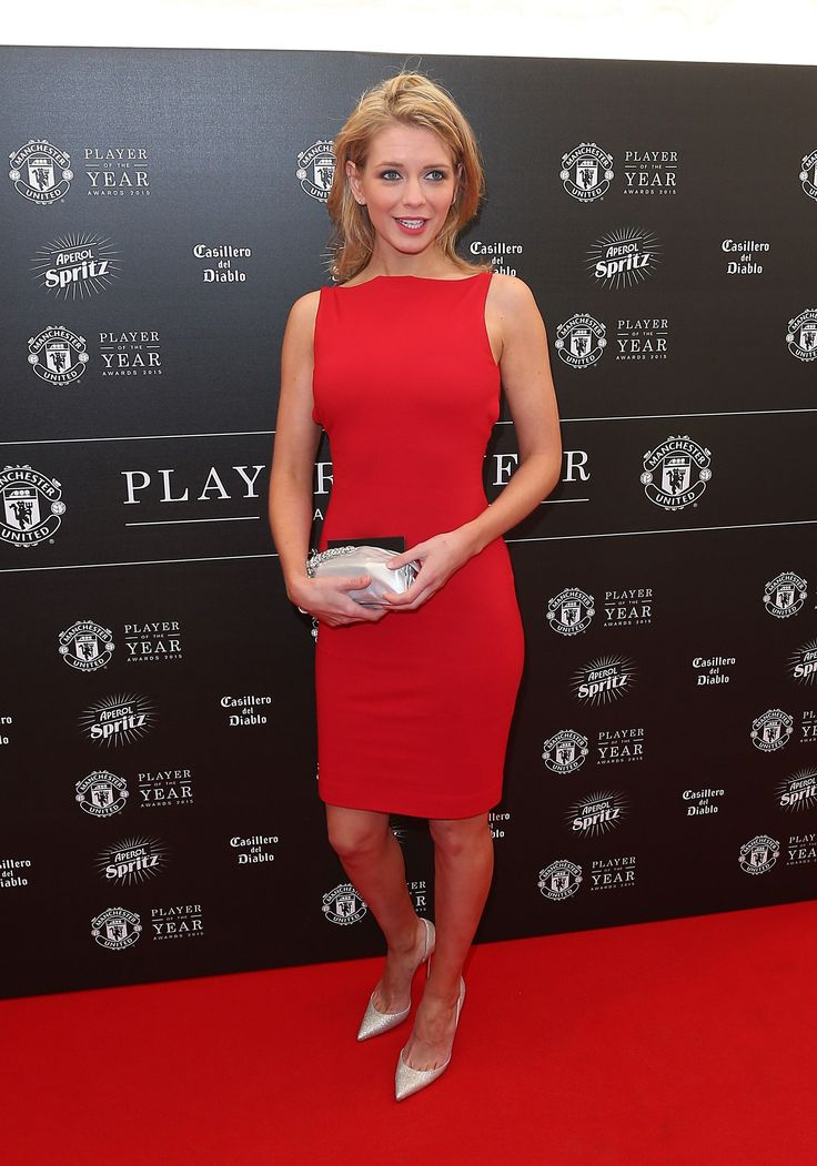 Rachel Riley – Man United Player of the year awards 19.05.15