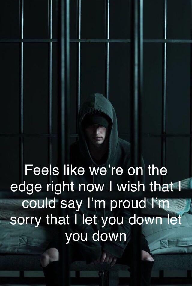 Best 25+ Beautiful lyrics eminem ideas on Pinterest   Eminem first ...