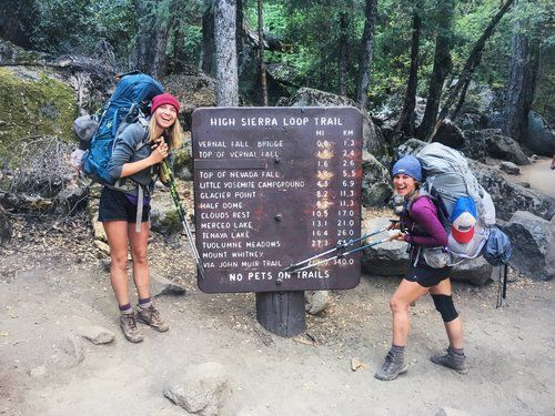 Best 25 John muir trail ideas on Pinterest  The john Thru