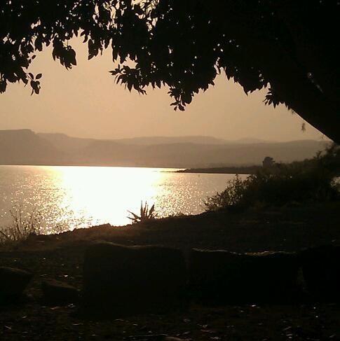 The Sea of Galilee, Mare di Galilea