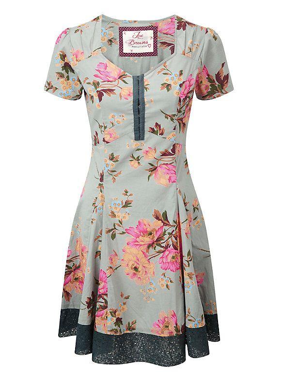 shirtkleid raquo pfirsichblueten fruehlings kleid laquo span von joe browns