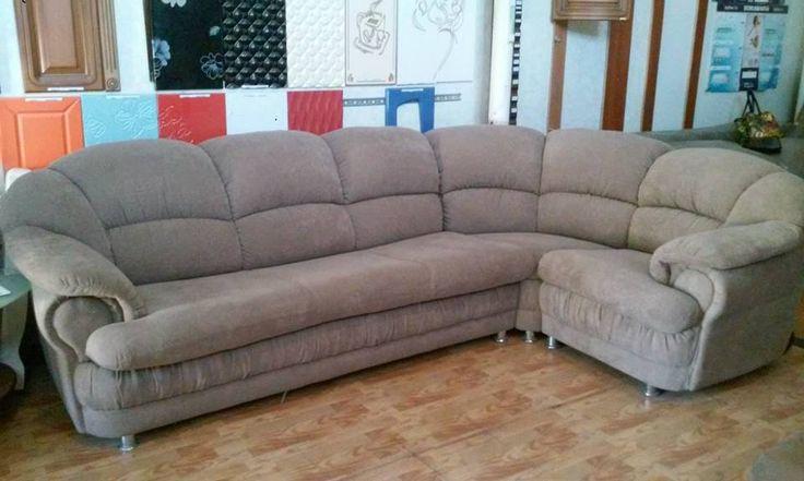 """Акция! Угловой диван «Барон» от мебельной фабрики """"Орбита"""". Эта модель необычайно комфортна. Каркас дивана сделан из соснового бруса из лесов Западной Украины. Механизм трансформации «французская раскладушка» Этот диван подойдет не только для дома, но и отлично впишется в интерьер офиса и придаст ему шик и элегантность. Цена 13100грн. До 31.07 получи скидку -10% Диваны Мебель Кривой Рог Доставка по городу бесплатно. Доставка по Украине любым удобным для вас грузоперевозчиком. Консультация,а…"""