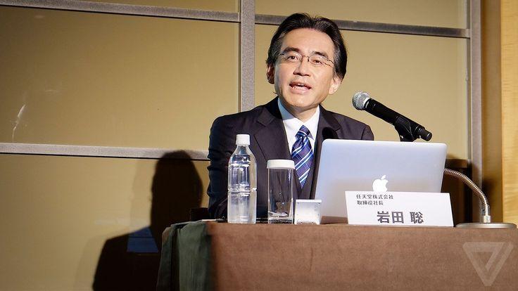 Nintendo CEO Satoru Iwata is dead at 55
