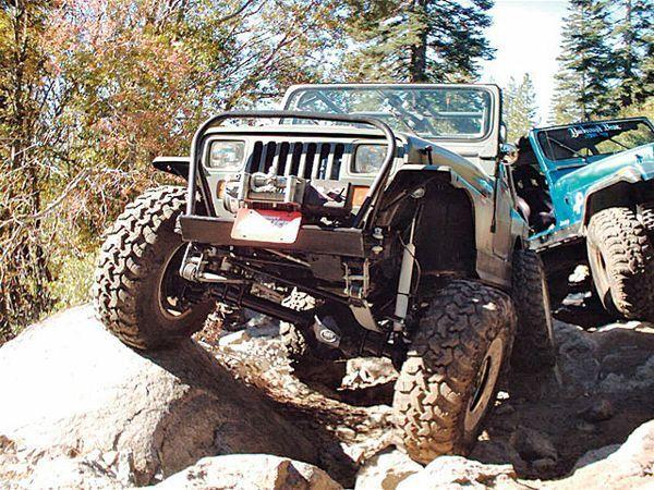 Best Jeep Yj Leaf Springs Dengan Gambar