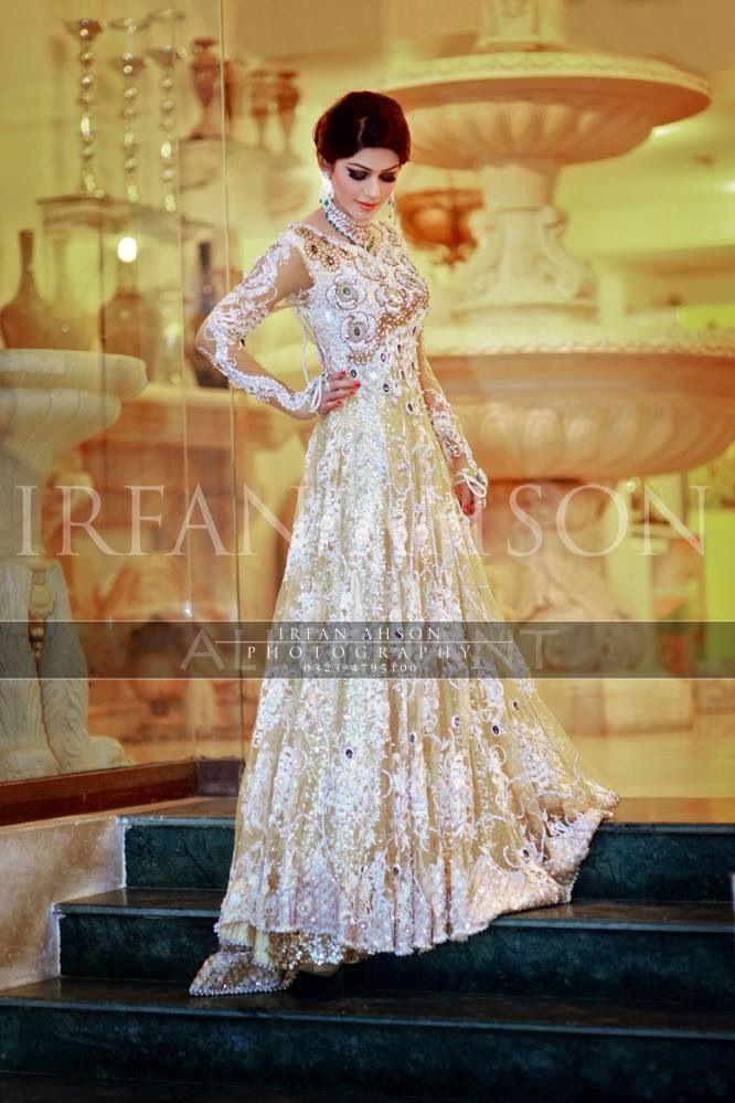 Pakistani Bridal Wear ❤ - walima