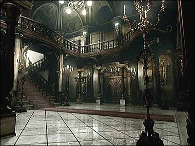Resident Evil Mansion <3