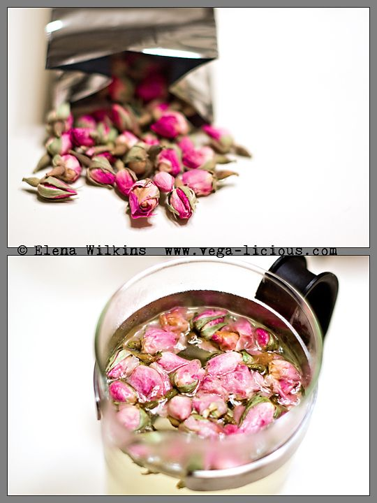 Did you know that there is such a thing as Rose Petal tea? I've never tried it, but I want to sometime. Therapeutic Benefits of Roses and Rose Teas - Vegalicious