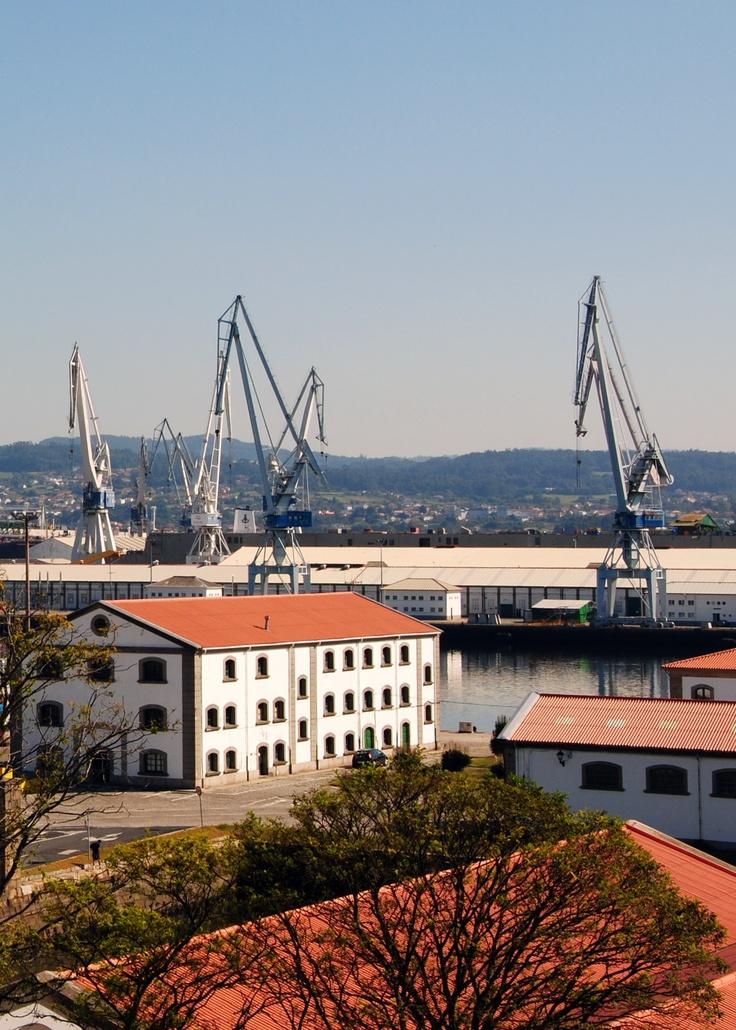 Ferrol, Galicia