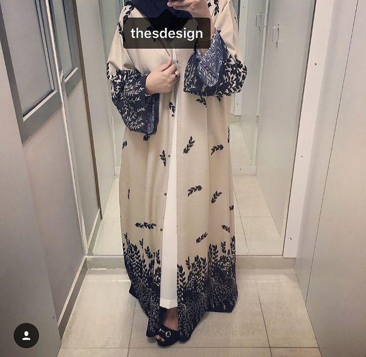 IG: TheSDesign || IG: Beautiifulinblack || Modern Abaya Fashion ||
