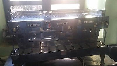 La Marzocco Linea 3 Group Espresso Maschine ! Made in USA Year  2001 . No Faema