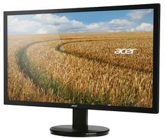 #1: Acer K242HLbd 24 inch Widescreen FHD LED Monitor (5 ms 100 M:1 ACM 250 Nits LED DVI with HDCP)  Black This has a rating of above 4 stars and remains among the top selling products online in Computers  category in UK. Click below to see its Availability and Price in YOUR country.