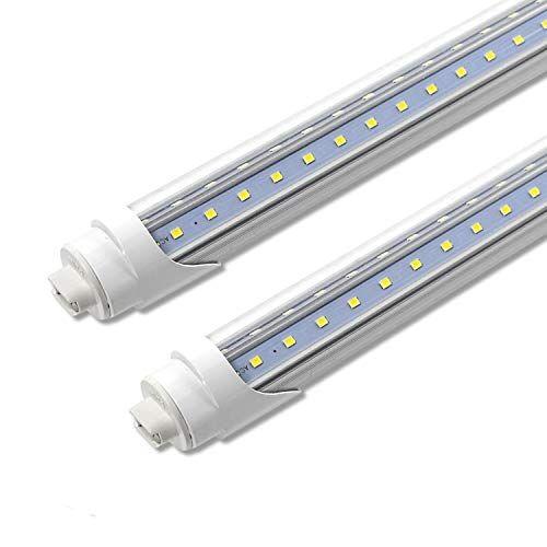 25 Pack R17d 8ft Led Tube Light 96 Dual Row V Shape Https Www Amazon Com Dp B076vgqk7l Ref Cm Sw R Pi Dp U X Hmt Led Tube Light Led Tubes Tube Light