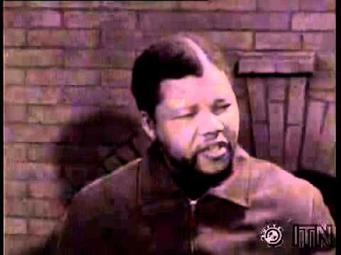 Nelson Mandela first interview 1961