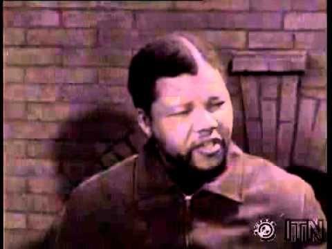 Nelson Mandela first interview 1961