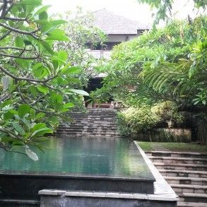 Villa Ngurah 2 Bedrooms at Umalas, Bali. See villa details on http://www.balilongtermrental.com/villa-ngurah-2/