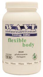 Flexible body | Síla z konopí