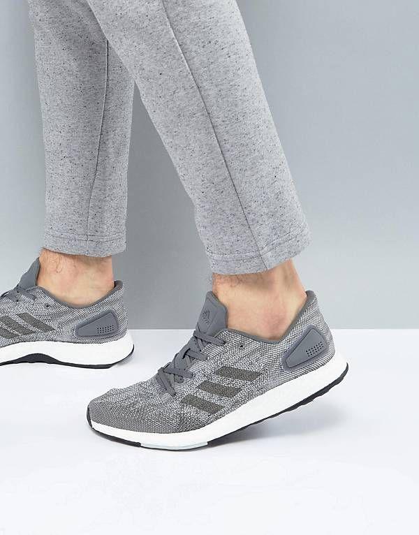 f4f2f8a7c adidas Running PureBoost DPR In Gray BB6290