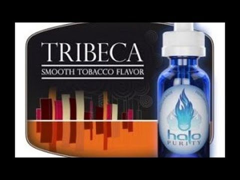 Halo E Juice Tribeca Review