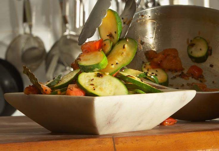 Braised Vegetable Stew with Panch Phoran  Recipe  spicetrekkers.com