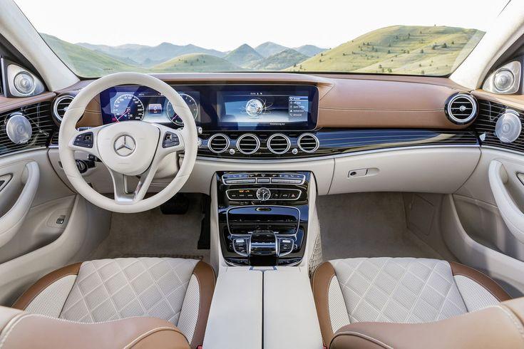 2017 Mercedes-Benz E-Class: 31 Official Photos Hit The Web