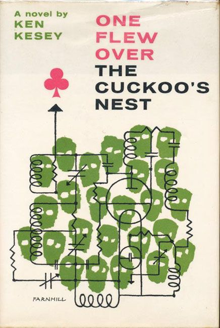 literary analysis of the book one flew over the cuckoo s nest by ken kesey The classic american novel one flew over the cuckoo's nest has hit the half-century mark it made its author, ken kesey, a literary celebrity — and helped alter perceptions of mental institutions.