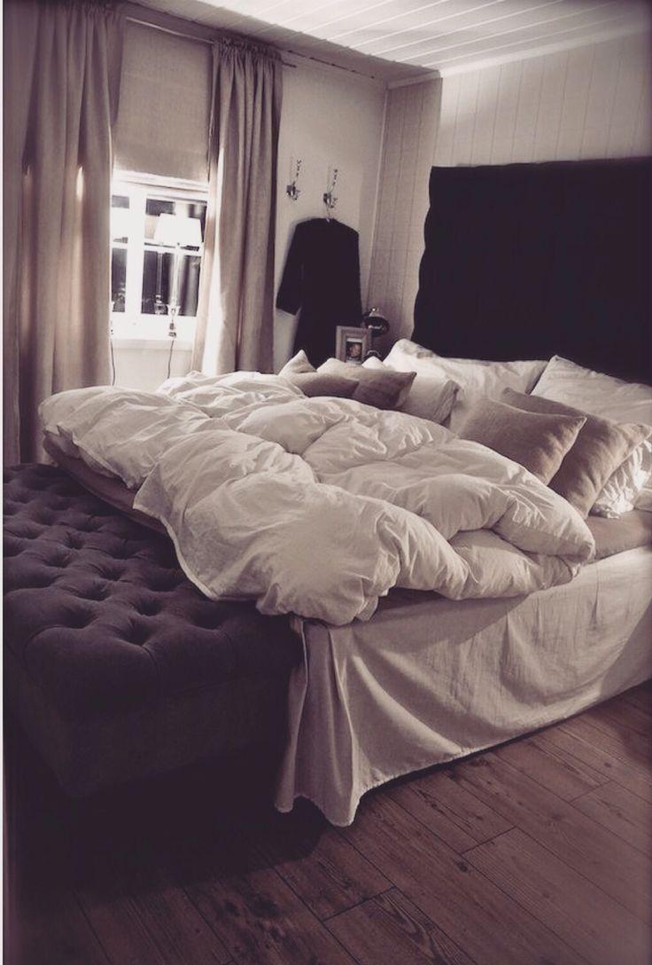 Best 25+ Comfy bed ideas on Pinterest   Grey fur throw ...