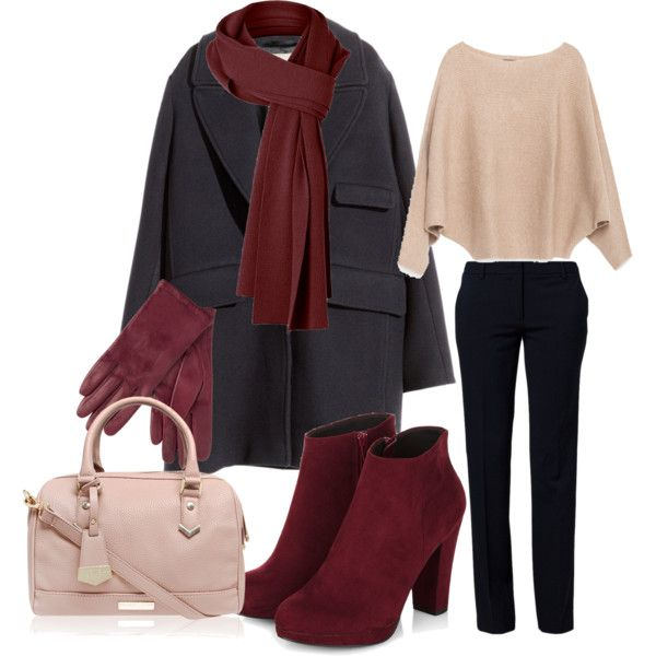 A fashion look from November 2015 featuring Zara sweaters, H&M coats and Benetton pants. Browse and shop related looks.