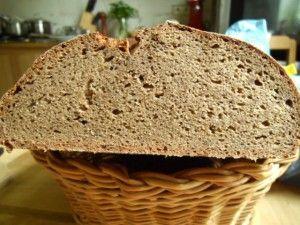 Βιολογικό Ψωμί χωρίς μαγιά.