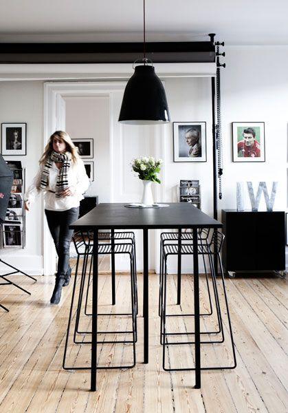 La maison d'Anna G.: Inspiration danoise