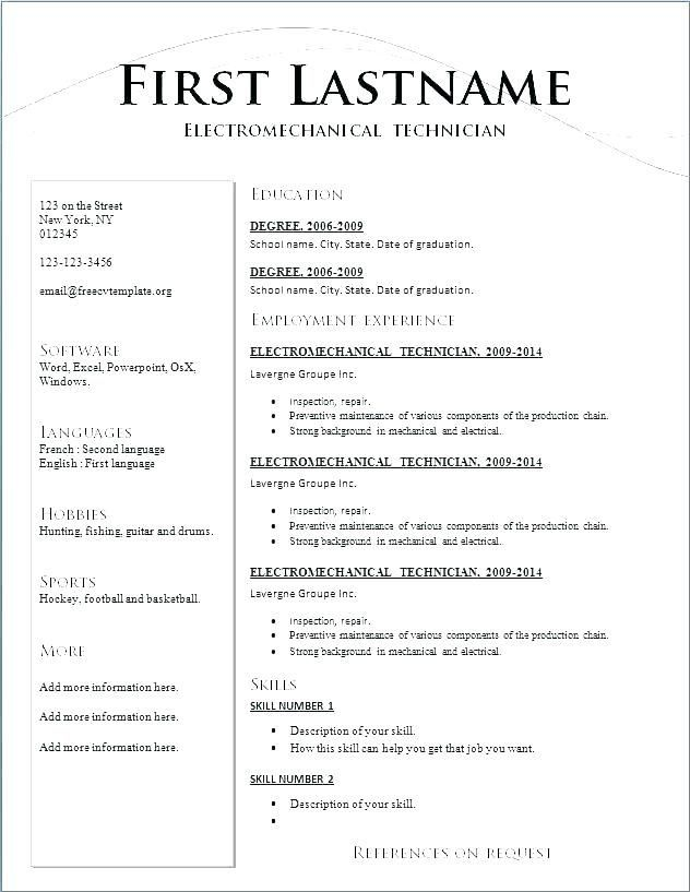Google Documents Resume Template Google Resume Templates Google Docs Resume Template Acting Templa Resume Examples Cover Letter For Resume Resume Template Free