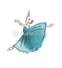 Image result for балерина рисунок
