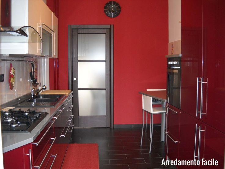 17 migliori idee su pensili cucina su pinterest dispense - Cucina bordeaux ...