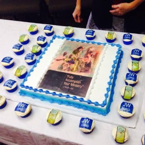 Pioneer Cake