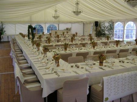 bordsdekoration - BröllopsGuiden