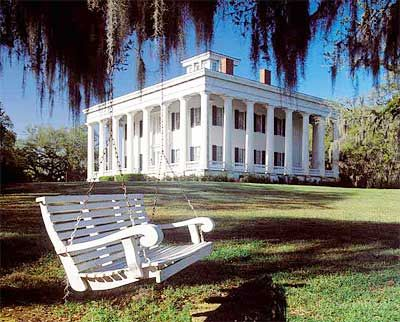 Greenwood Plantation, but for our purposes, will be The Grayson Hotel, where Aaron comes to stay on his arrival in Louisiana. But after a mysterious drawing appears on his door, the owner asks him to leave
