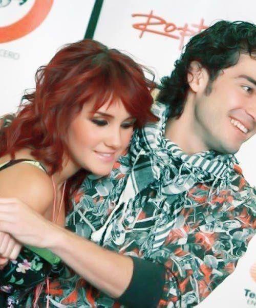 Dulce Maria & Poncho #Trendy #RBD