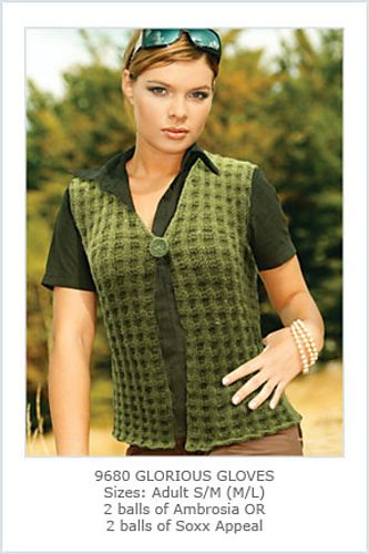 Ravelry: Corrugated Vest pattern by Hélène Rush