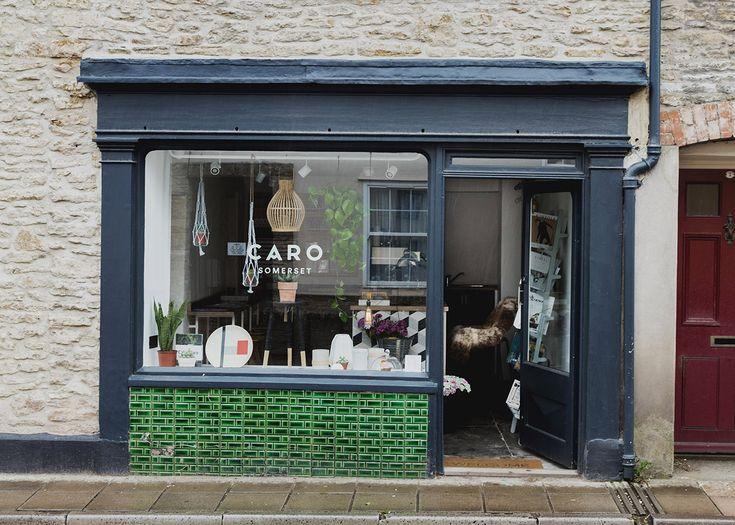 Emil Eve Architects designs Caro Somerset lifestyle store